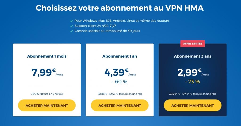 how much cost hma vpn in france - free hide my ass vpn
