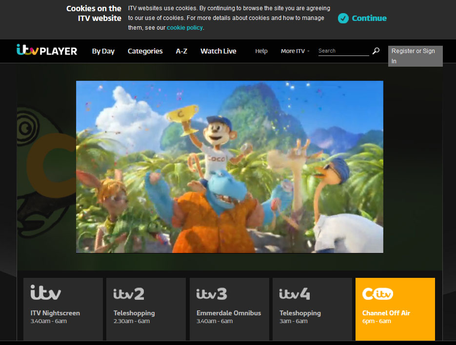Unblock citv outside UK - Watch english movies & tV shows for free