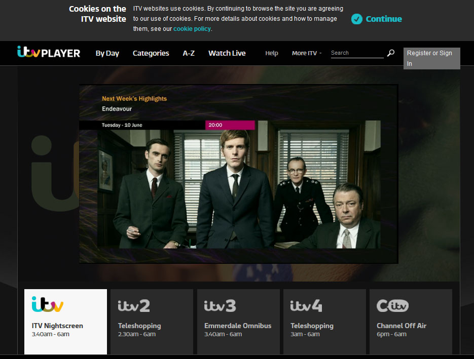 Unblock itv outside UK - Watch sport, movies & tV shows for free