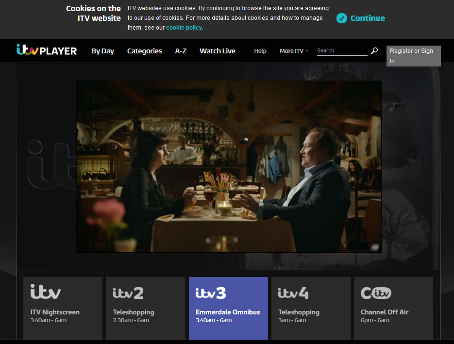 Unblock itv info outside UK - Watch world cup and sports for free
