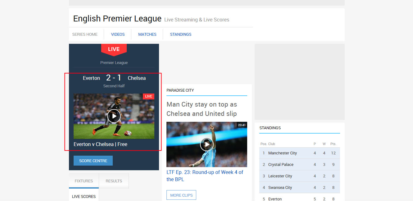 premier league live stream free - unblock Star Sports