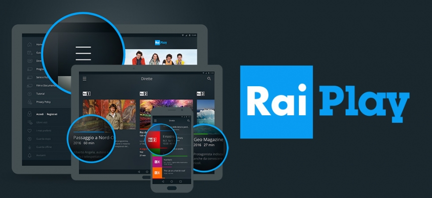 Watch Rai TV channels outside Italy and bypass RaiPlay geoblocking problem
