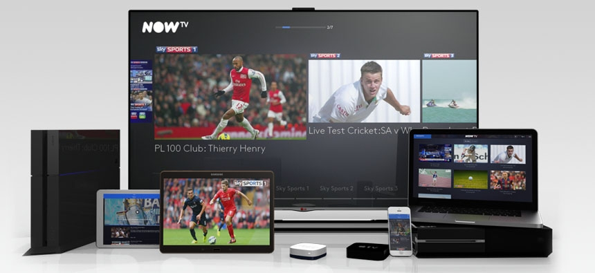 Now TV outside UK - Watch Sky movies, watch Sky sports outside UK