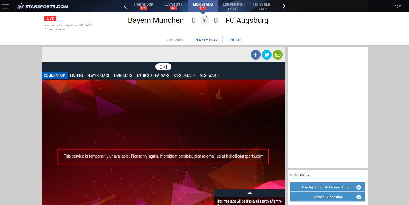 Bundesliga Live Stream Deutsch Kostenlos