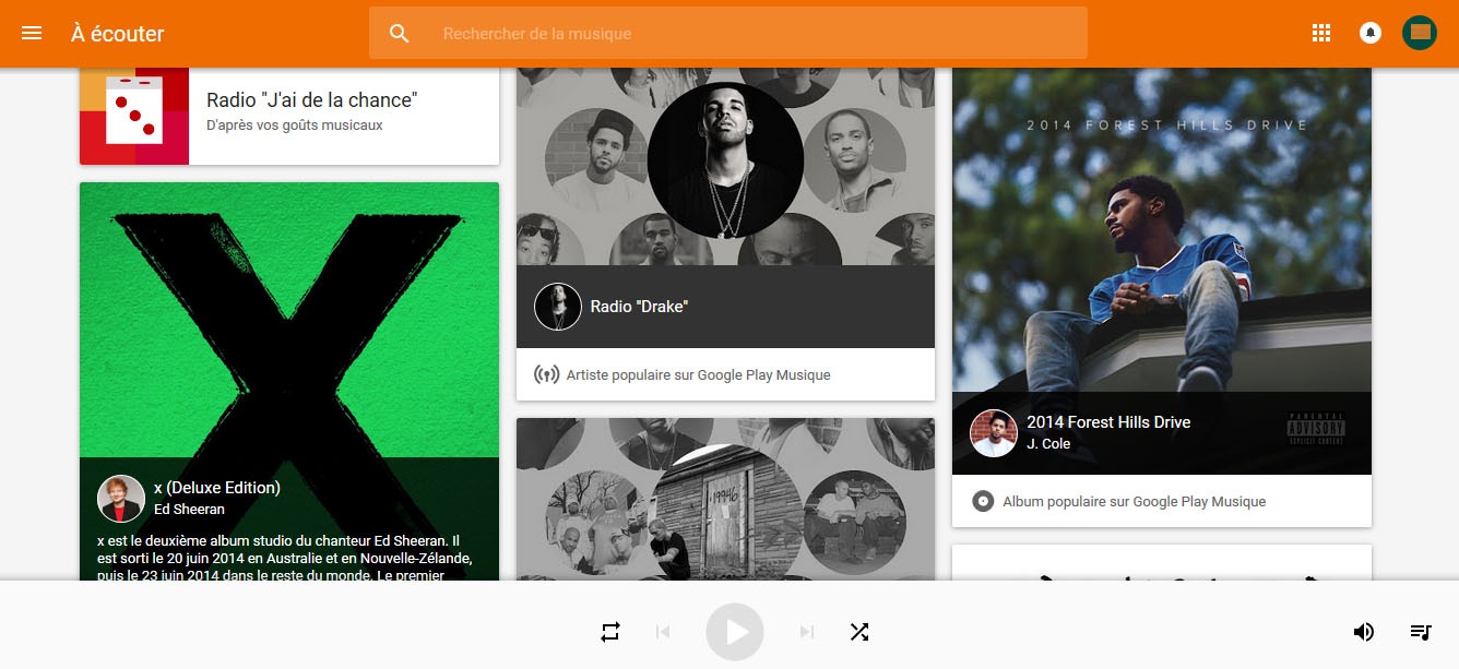 free full access to Google Play Music outside us
