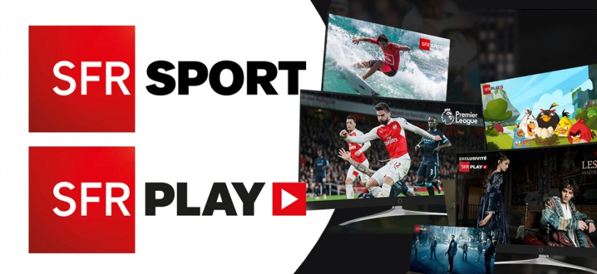 watch SFR Play - SFR Sport outside France Live