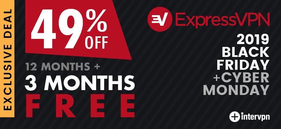 ExpressVPN discount code coupon 49off-black friday-cyber monday