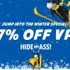 HMA! Exclusive Promotion: Winter Special – Up to 57% Off