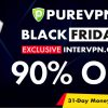Get 5 Years Of PureVPN for only $62