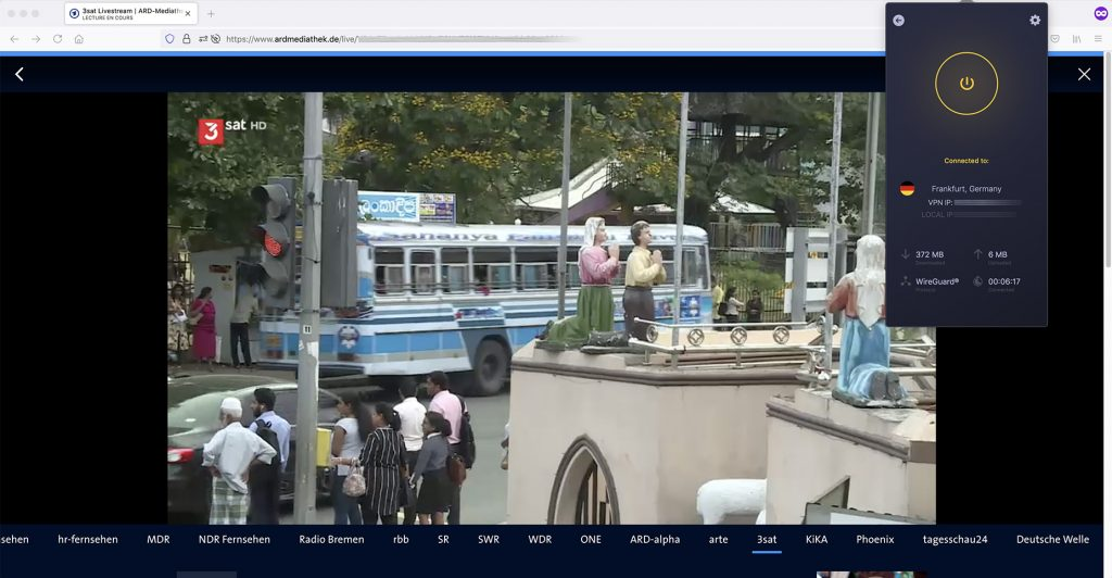 Livestream ARD 3Sat