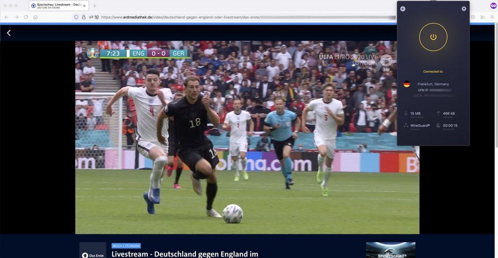 watch ARD Mediathek outside Germany